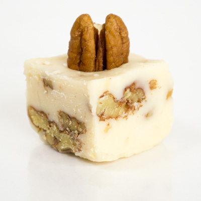 Butterscotch & Pecan Fudge