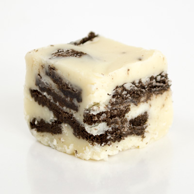 Cookies 'n' Cream Fudge