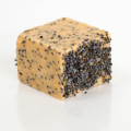 Orange Poppyseed Fudge