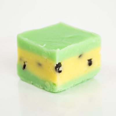 Passion Lime Zinger Fudge